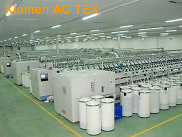 manufacturing process of cotton fabric